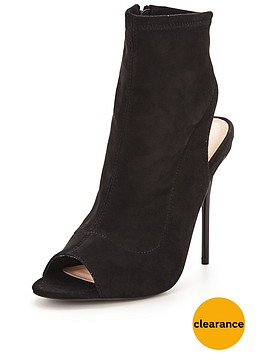 office-officenbsppeeptoenbspstiletto-shoe-boot-blacknbsp
