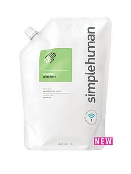 simplehuman-1-lt-refill-hand-soap-cumcumber