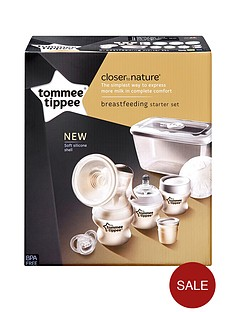 tommee-tippee-closer-to-nature-breastfeeding-starter-set