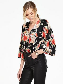 v-by-very-printed-split-sleeve-bodysuit