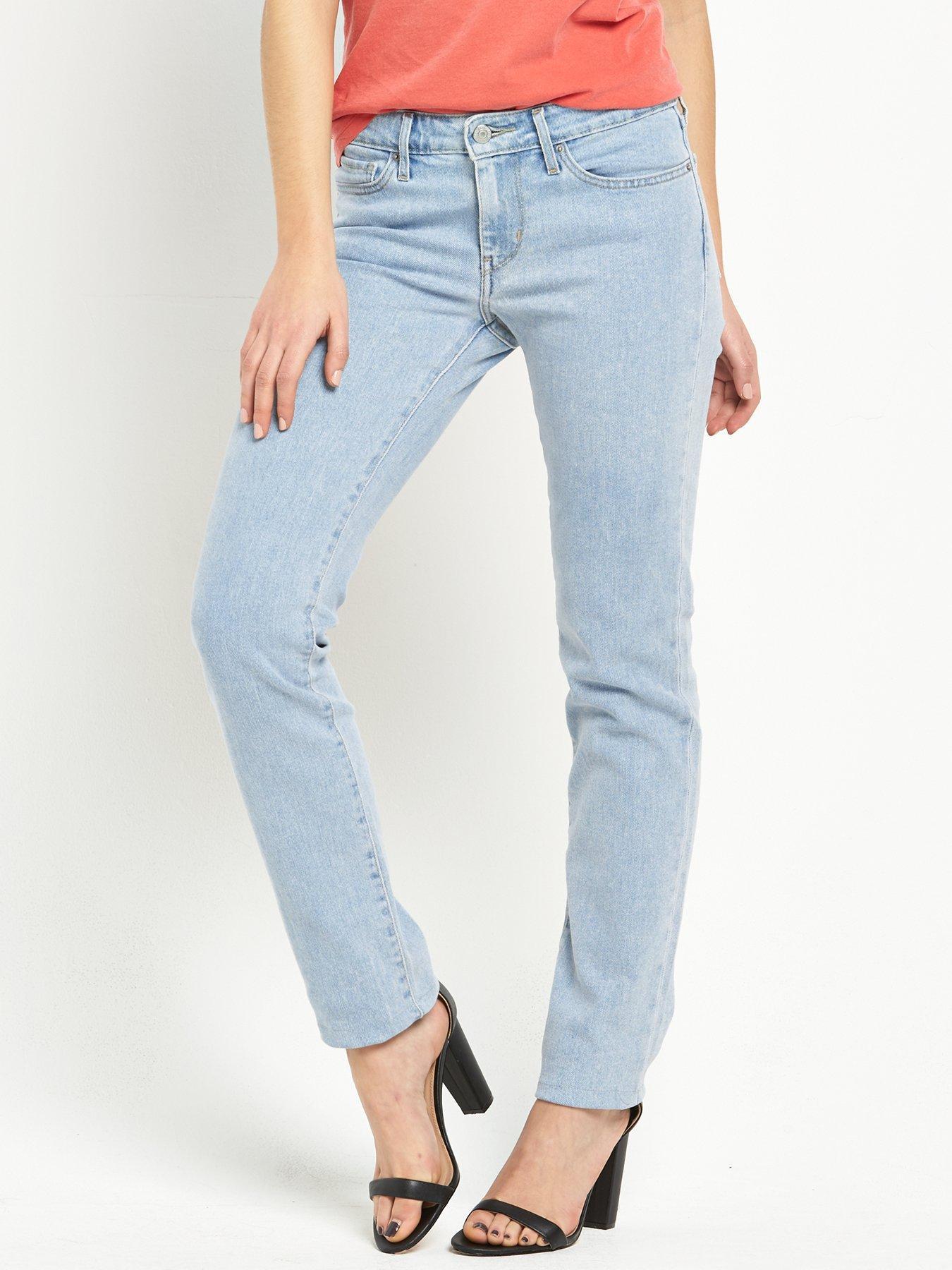 Levi's 721 high rise skinny jeans uk