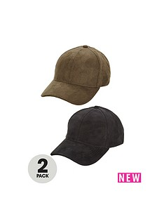 v-by-very-suedette-2-pk-cap