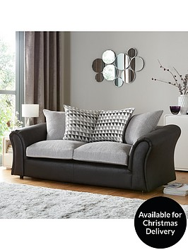 linear-3-seaternbspplus-2-seater-scatterbacknbspcompact-sofa-set-buy-and-save