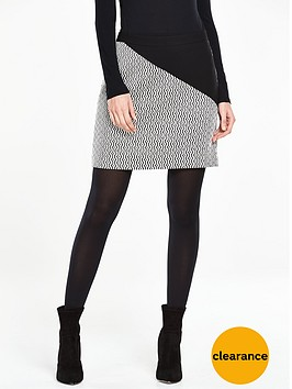 oasis-blocked-party-skirt