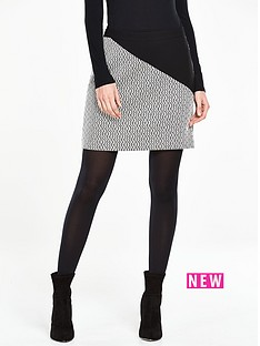 oasis-oasis-blocked-party-skirt