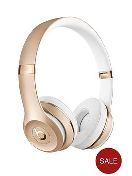 beats-by-dr-dre-solo-3nbspwireless-on-ear-headphones-gold