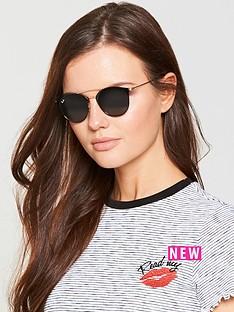 ray-ban-raised-bar-round-sunglasses