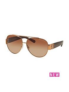 michael-kors-logo-aviator-sunglasses