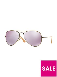 ray-ban-aviatornbspsunglasses-bronze