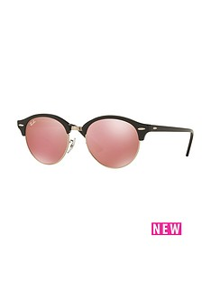 ray-ban-clubround-mirror-lense-sunglasses