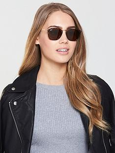 ray-ban-double-bridge-sunglasses-tortoiseshell