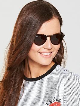 ray-ban-round-sunglasses-tortoiseshell