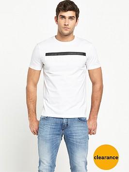 antony-morato-strike-embossed-tshirt