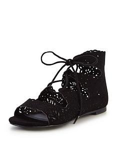 v-by-very-kikinbspolder-girls-ghillie-tie-shoes