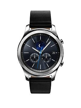 smart watches electricals very co uk samsung gear s3 classic smart watch
