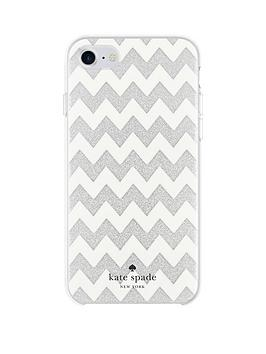 kate-spade-new-york-new-york-hybrid-protective-hardshell-chevron-glitter-fashion-case-for-iphone-7-creamsilver