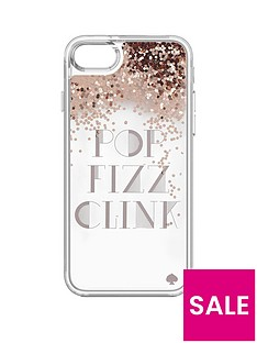 kate-spade-new-york-new-york-liquid-pop-fizz-clink-glitter-fashion-case-for-iphone-7-rose-goldclear