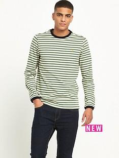 farah-ally-long-sleeve-stripe-t-shirt