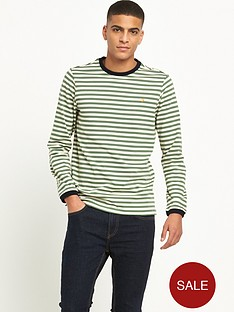 farah-ally-long-sleeve-stripe-t-shirt