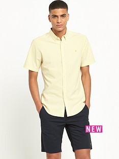 farah-steen-short-sleeve-oxford-shirt