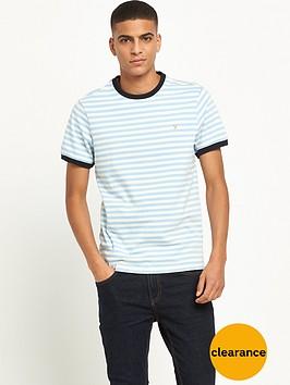 farah-ally-short-sleeve-stripe-t-shirt