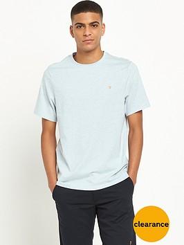 farah-denny-marl-short-sleeve-t-shirt