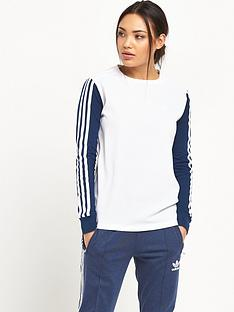 adidas-originals-3-stripe-long-sleeve-tee