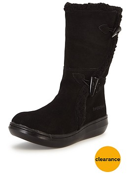 rocket-dog-slope-shearlingnbsplined-calf-boots-black