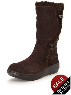 rocket-dog-slope-shearlingnbsplined-calf-boots-chocolate