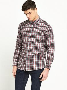 selected-homme-checked-long-sleeve-shirt