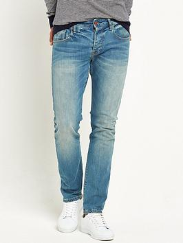 Ralston Regular Scrape And Shift Jeans
