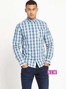 hilfiger-denim-checked-long-sleeve-shirt