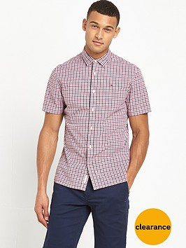tommy-jeans-gingham-short-sleeve-shirt
