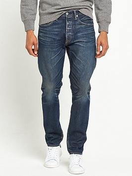 Customized & Tapered Fit Jeans