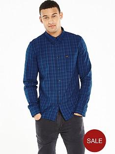 lee-slim-button-down-long-sleeve-shirt