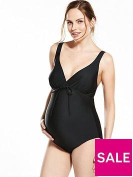 mamalicious-maternity-swimsuit-black
