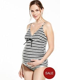mamalicious-maternity-tankini-set-ndash-stripe