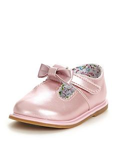 ladybird-mila-baby-girls-bow-shoes