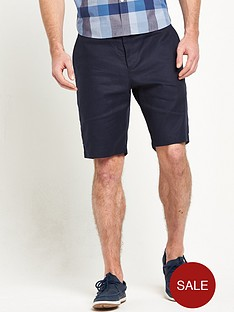 lyle-scott-cotton-linen-short