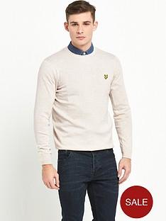 lyle-scott-crew-neck-cotton-merino-jumper