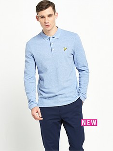 lyle-scott-long-sleeve-polo-shirt