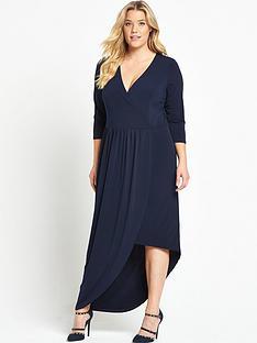 so-fabulous-asymmetric-wrap-front-dress-navy