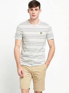 lyle-scott-stripe-t-shirt