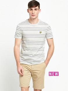 lyle-scott-stripe-t-shirt