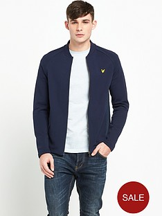 lyle-scott-seam-pocket-bomber-jacket
