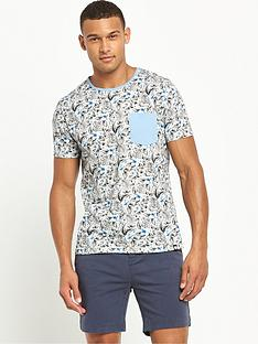 pretty-green-chilton-all-over-print-pocket-tee