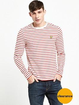 lyle-scott-long-sleeve-bretton-stripe-t
