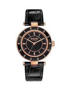 versus-versace-versus-versace-logo-black-dial-black-leather-strap-ladies-watch