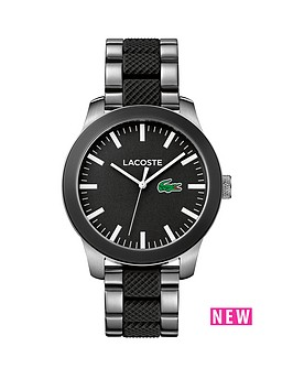 lacoste-lacoste-212-black-dial-stainless-steel-bracelet-mens-watch