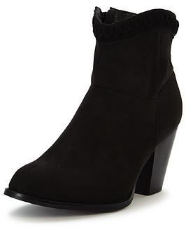 v-by-very-hadley-plaited-western-ankle-boot-black